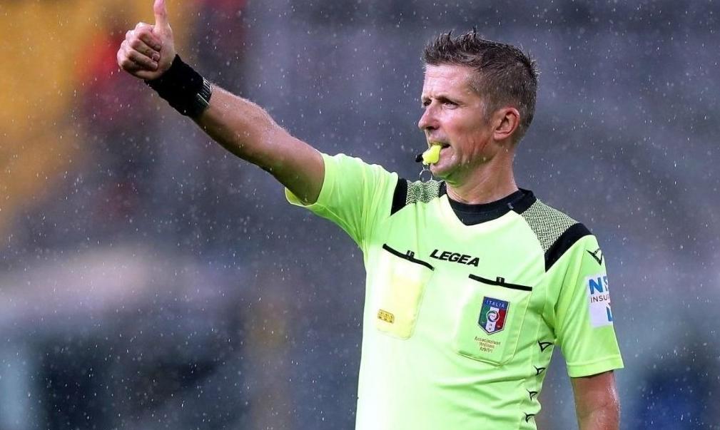 Vignette Divertenti Orsato arbitro Finale Champions PSG-Bayern.