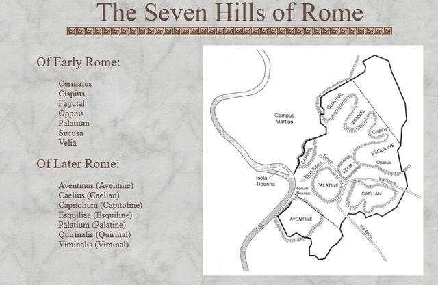 Golfa de Roma Hill444