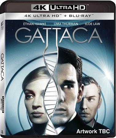 Gattaca (1997) Full Blu Ray UHD 4K ITA DD 5.1 ENG TrueHD 7.1
