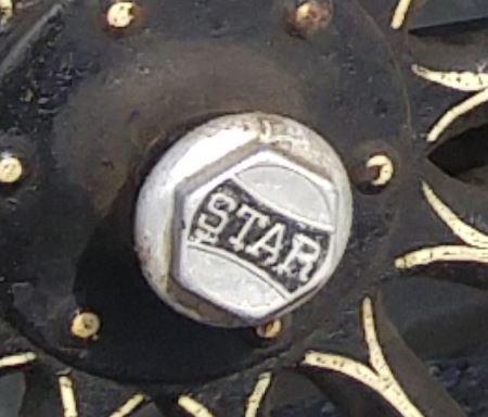 Star-hub-cap