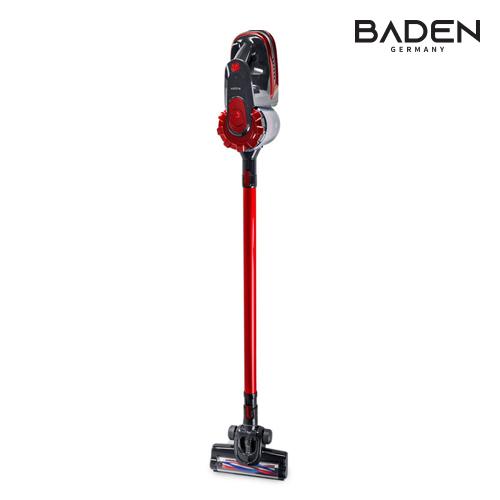 [코드번호:BF0159(입고일미정)][DEN] 바덴 하우스헬퍼 무선청소기_DK-6_레드