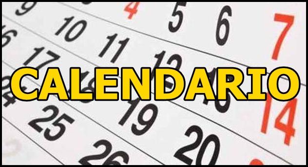 Calendario 2020 ciclismo