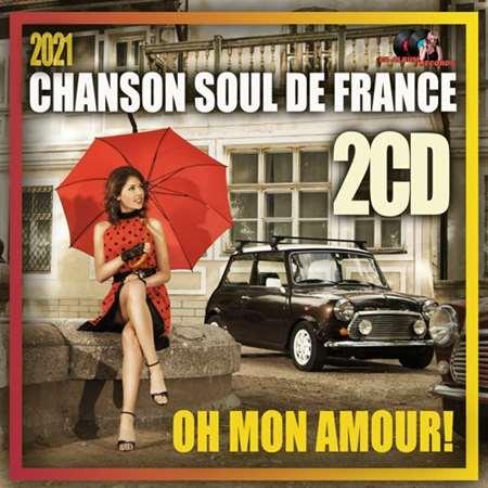 VA - Chanson Soul De France [2CD] (2021)