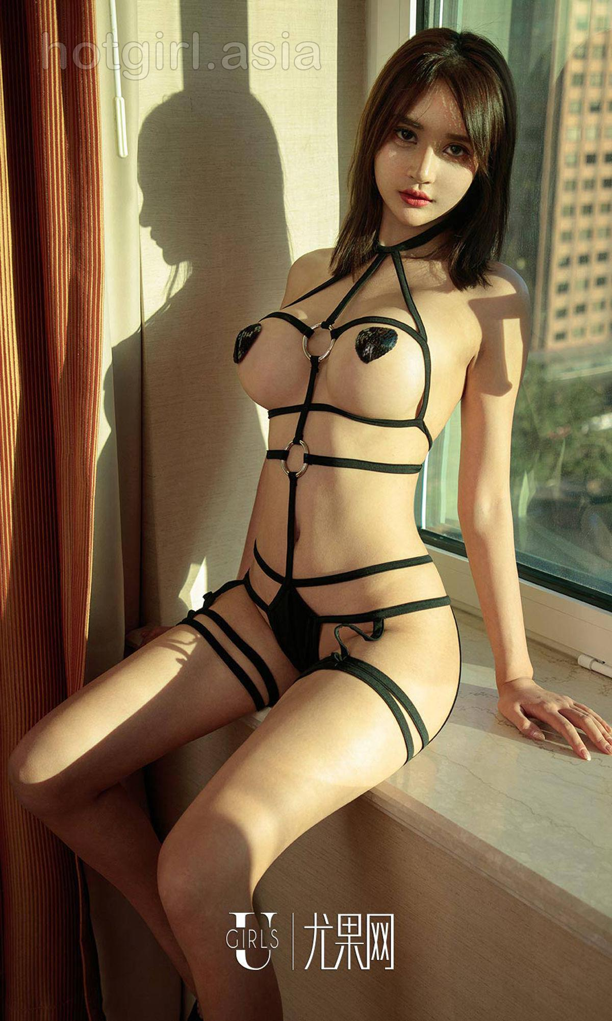[Ugirls 爱 尤物] No.1279 Yin Fei-Eyes that do not want to leave