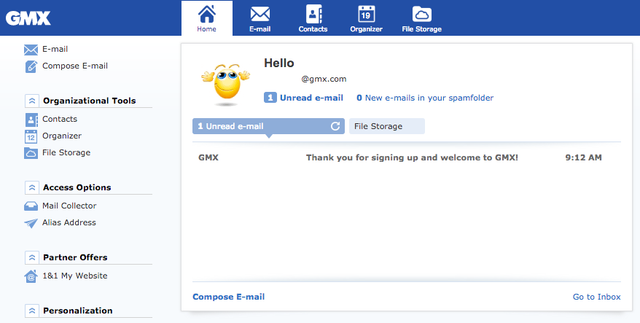gmx-email-inbox-welcome