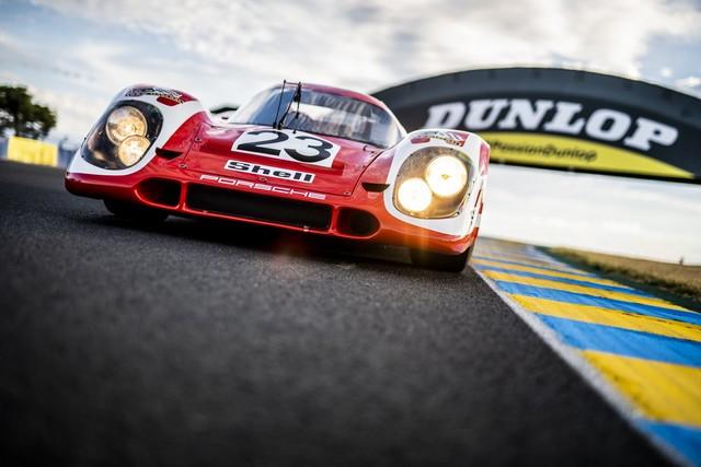 Porsche réuni six prototypes vainqueurs au classement général au Mans S20-4243-fine