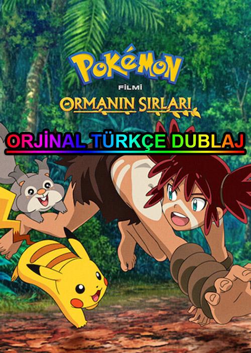 Pokemon Filmi: Ormanın Sırları | 2021 | WEB-DL | XviD | Türkçe Dublaj | m720p - m1080p | WEB-DL | Dual | TR-EN | Tek Link