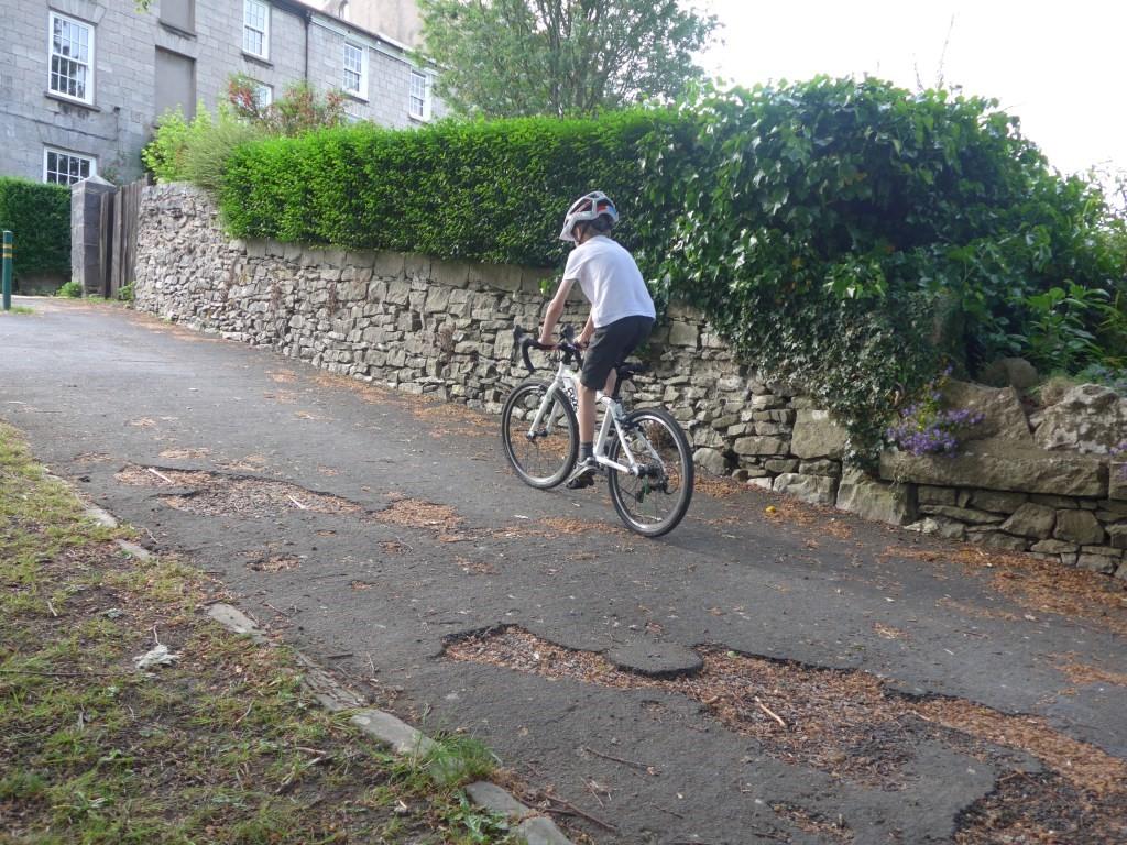 fixie bike girl