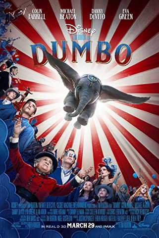 Dumbo 2019 Download English 720p