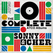 Sonny & Cher - The Complete ATCO Albums (2019) [mp3-320kbps]