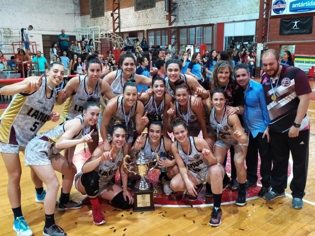 Parque Sur es el nuevo campeón del Argentino de Clubes U13