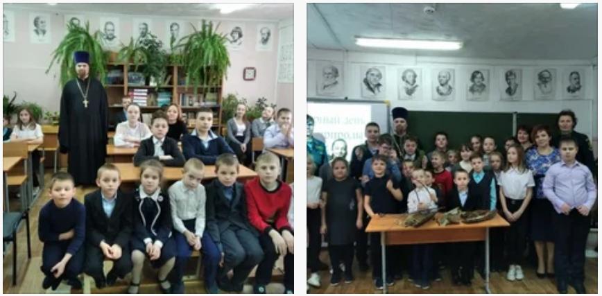 4 марта в стенах общеобразовательной школы деревни Юркино Ликино-Дулевского района состоялась встреча со школьниками, посвященная Дню защиты дикой природы. В мероприятии принимали участие ученики 5-6-х и 9-х классов Юркинской школы в количестве 22 человек