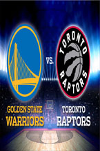 NBA Finals 2019 Game 5: Raptors Vs. Warriors