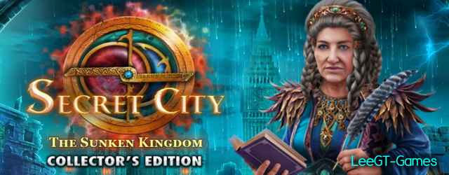 Secret City 2: The Sunken Kingdom Collector's Edition (v.Final)