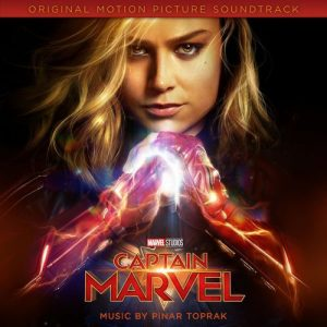 Captain Marvel - Pinar Toprak  (2019) mp3 320 kbps