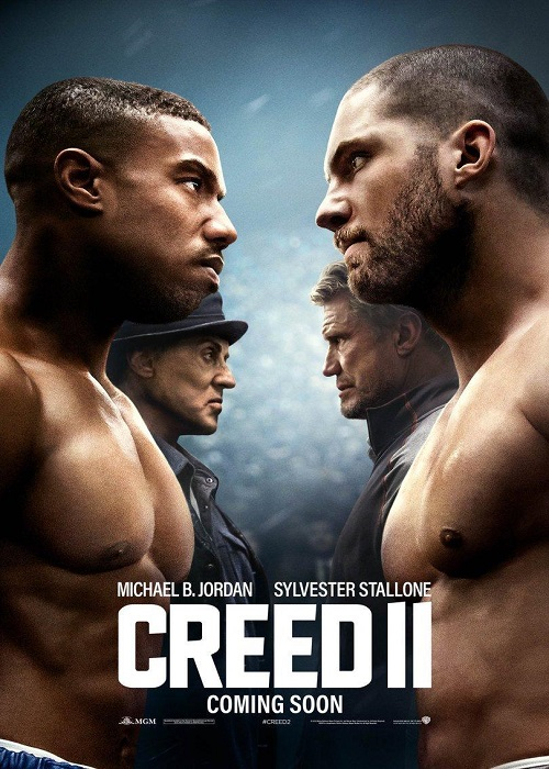 descargar Creed II: La leyenda de Rocky (2018)[BR-Screener 1080p][Castellano MiC][Drama][VS] gartis