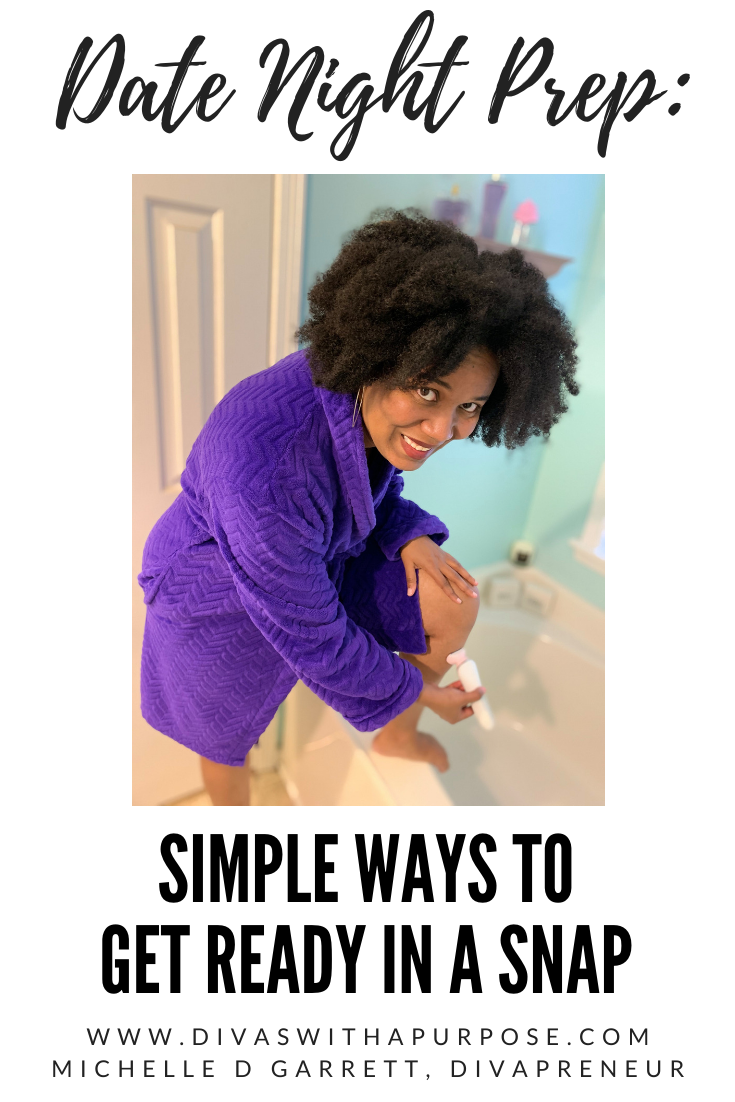 Date Night Prep: Simple ways to get ready in a snap. #PhilipsSatinShaver is a must to help with getting ready for a great night out with your significant other. (AD) #DateNight @PhilipsBeautyUS