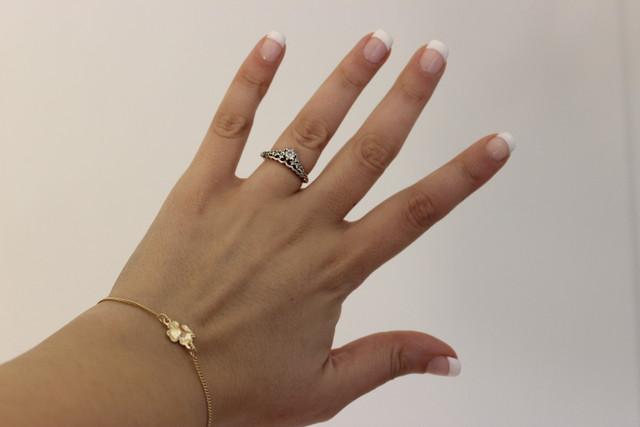 ¿Cuál será la forma de tu manicura para la boda? 2