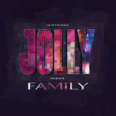 JOLLY - FAMILY (DELUXE EDITION) (2019) mp3 320 kbps