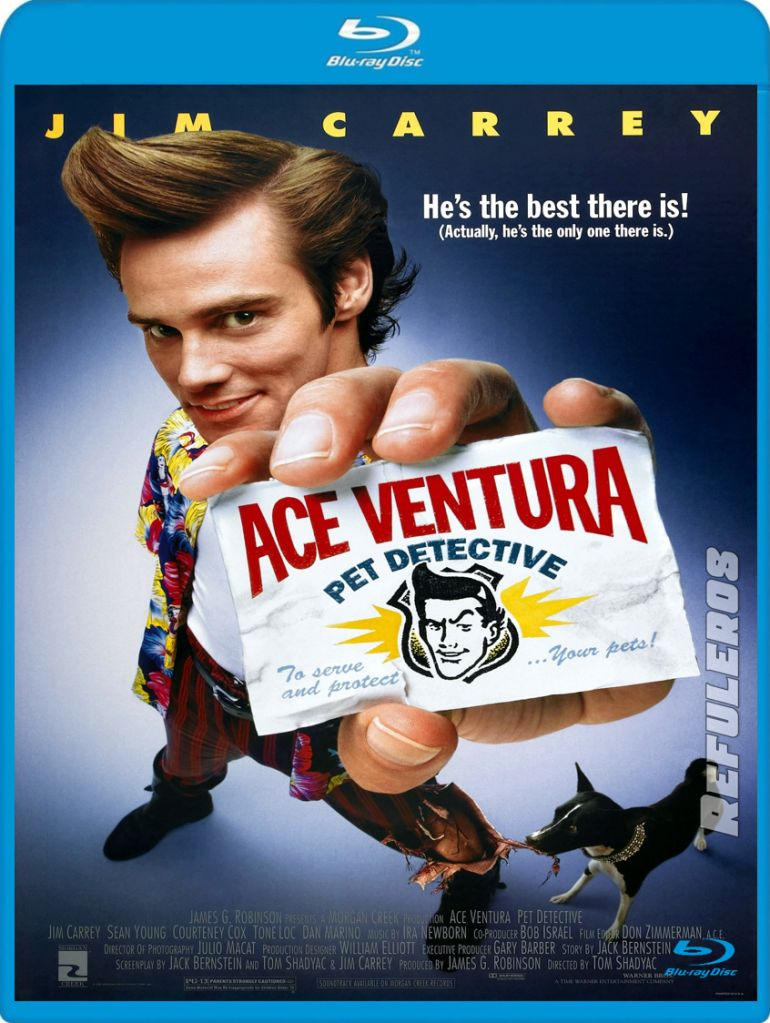 ACE VENTURA 1 - UN DETECTIVE DIFERENTE