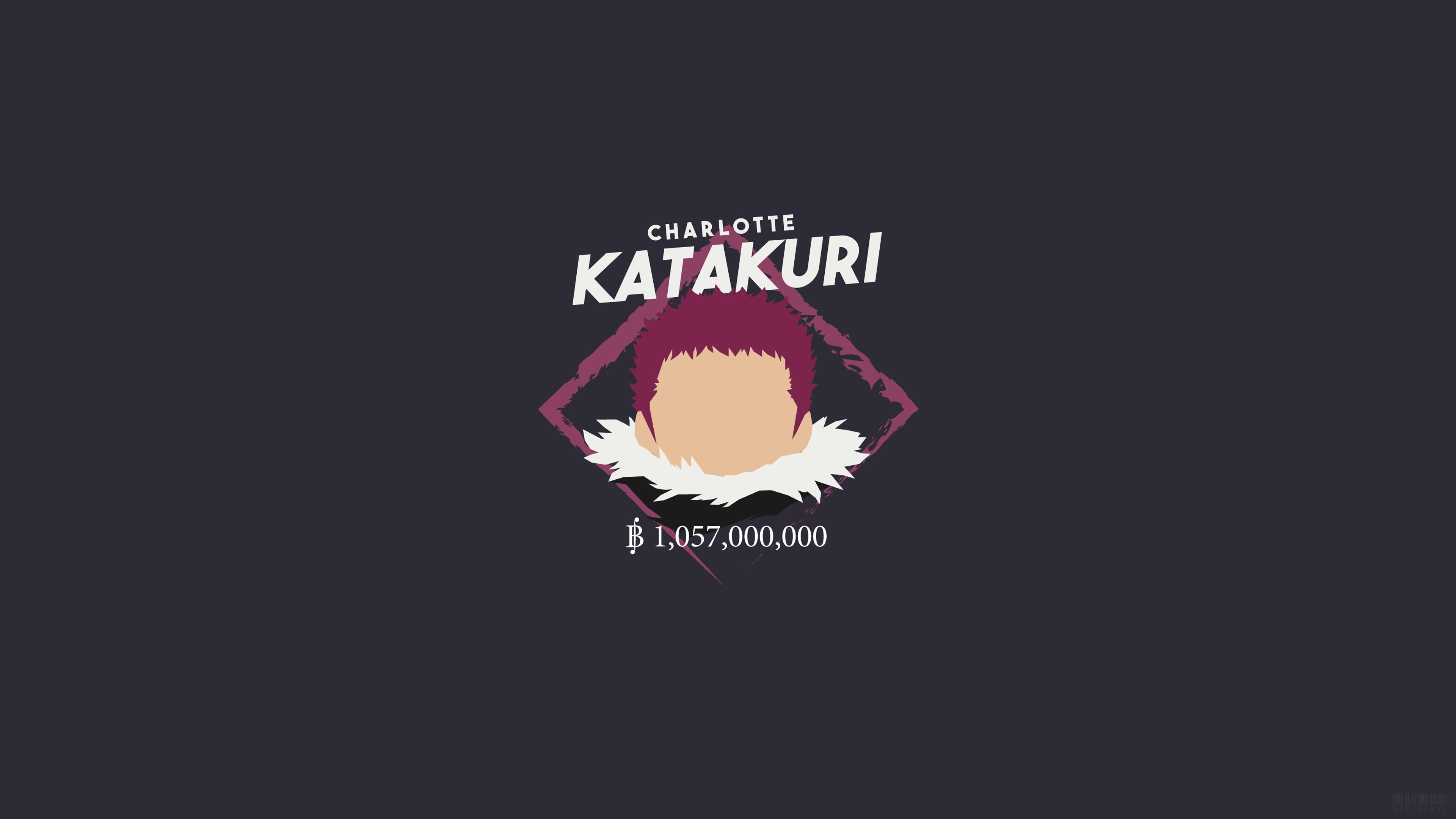 Cahrlotte Katakuri One Piece Wallpaper Smartphone Desktop Os