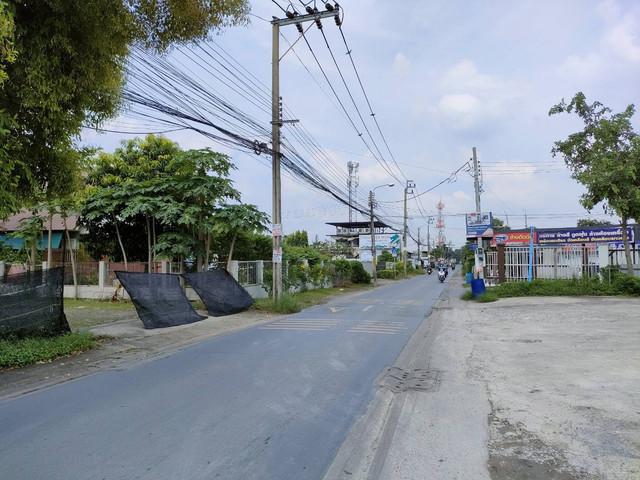 ให้เช่าที่ดินเปล่าถมในถนนนวลจันทร์ กรุงเทพมหานคร