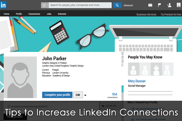 LinkedIn Pro Tips: Quickly Increase LinkedIn Connections