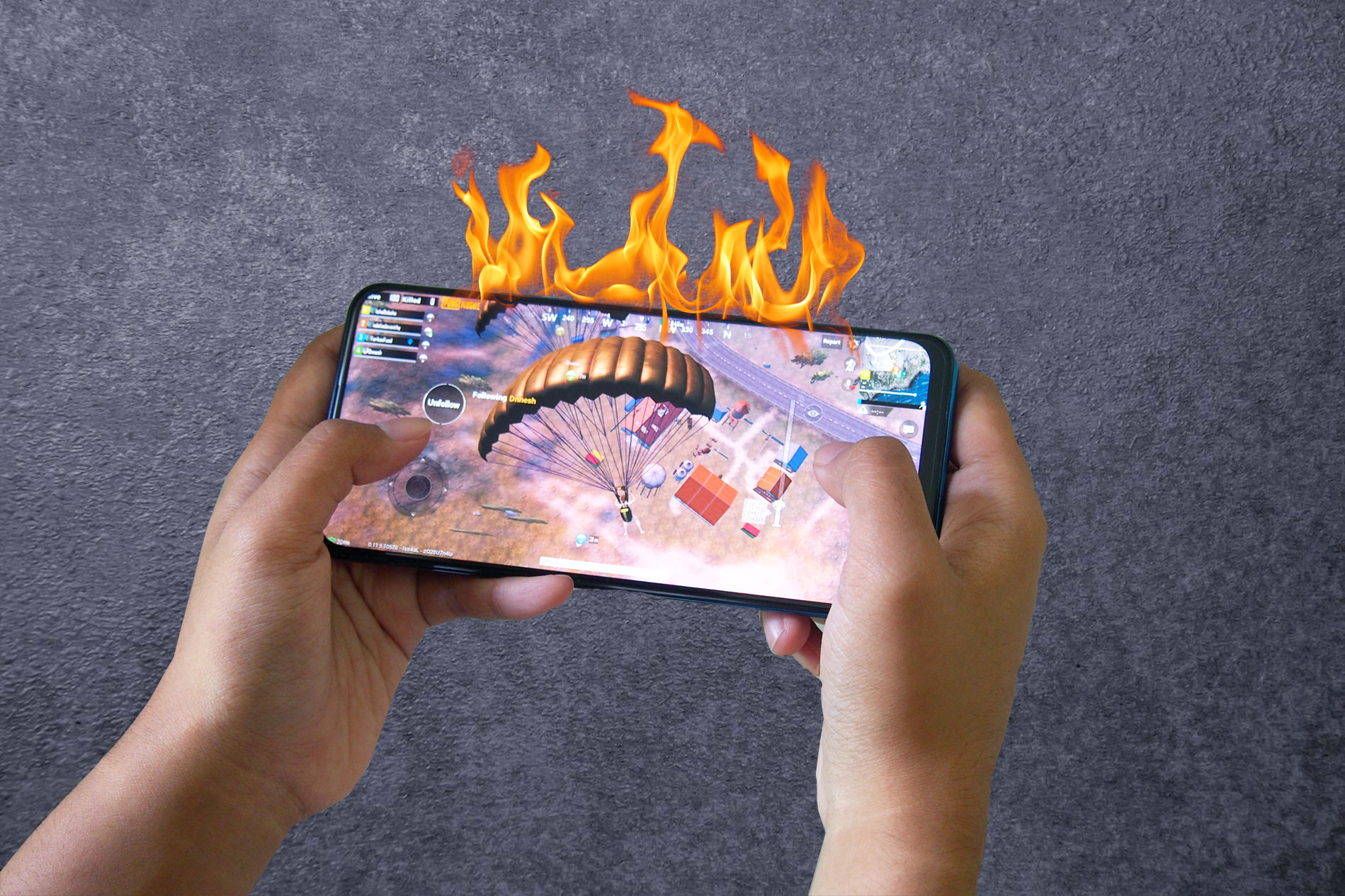 phone-overheat-game
