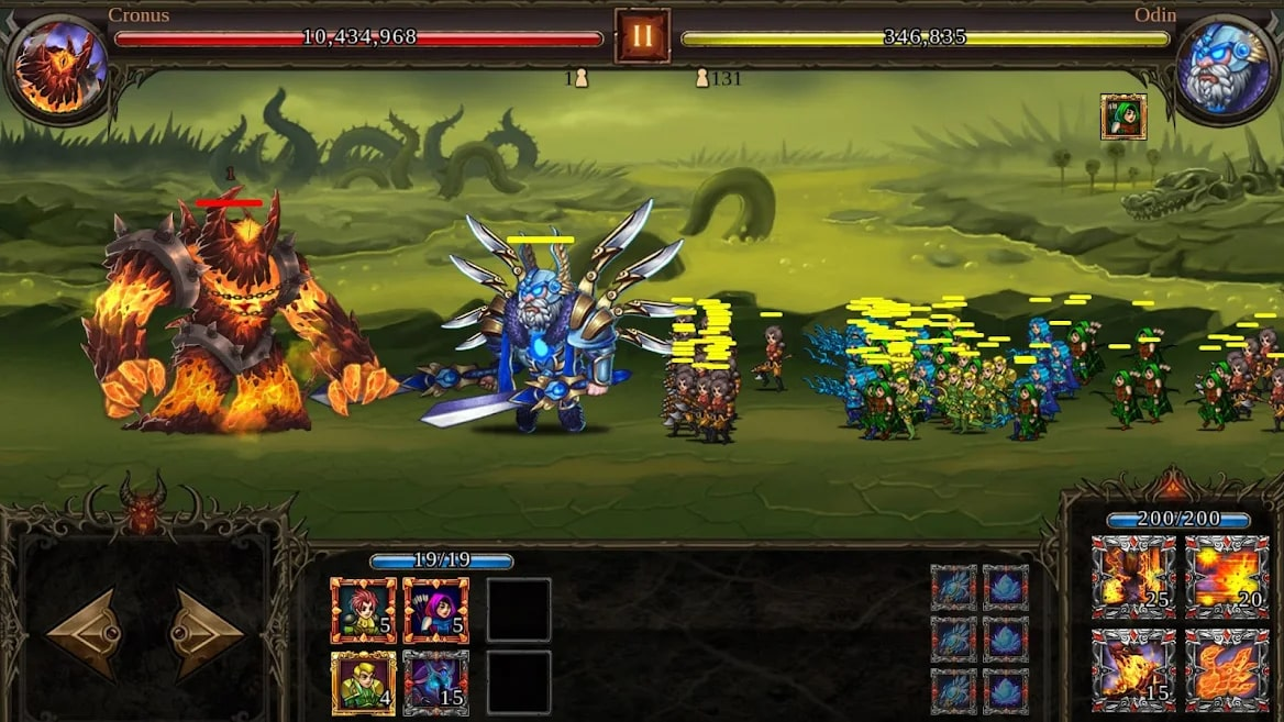 Epic Heroes – Dragon fight legends 2