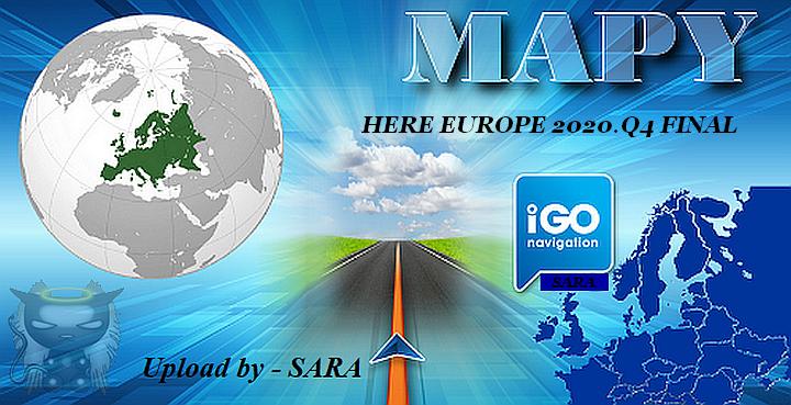 iGO HERE EUROPE 2020.Q4 FINAL - 01.06.2021