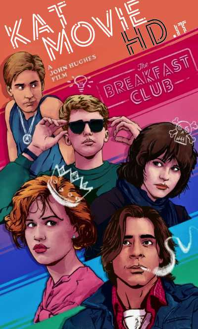 The Breakfast Club (1985) BluRay 720p 480p Dual Audio [Hindi 5.1 + English]