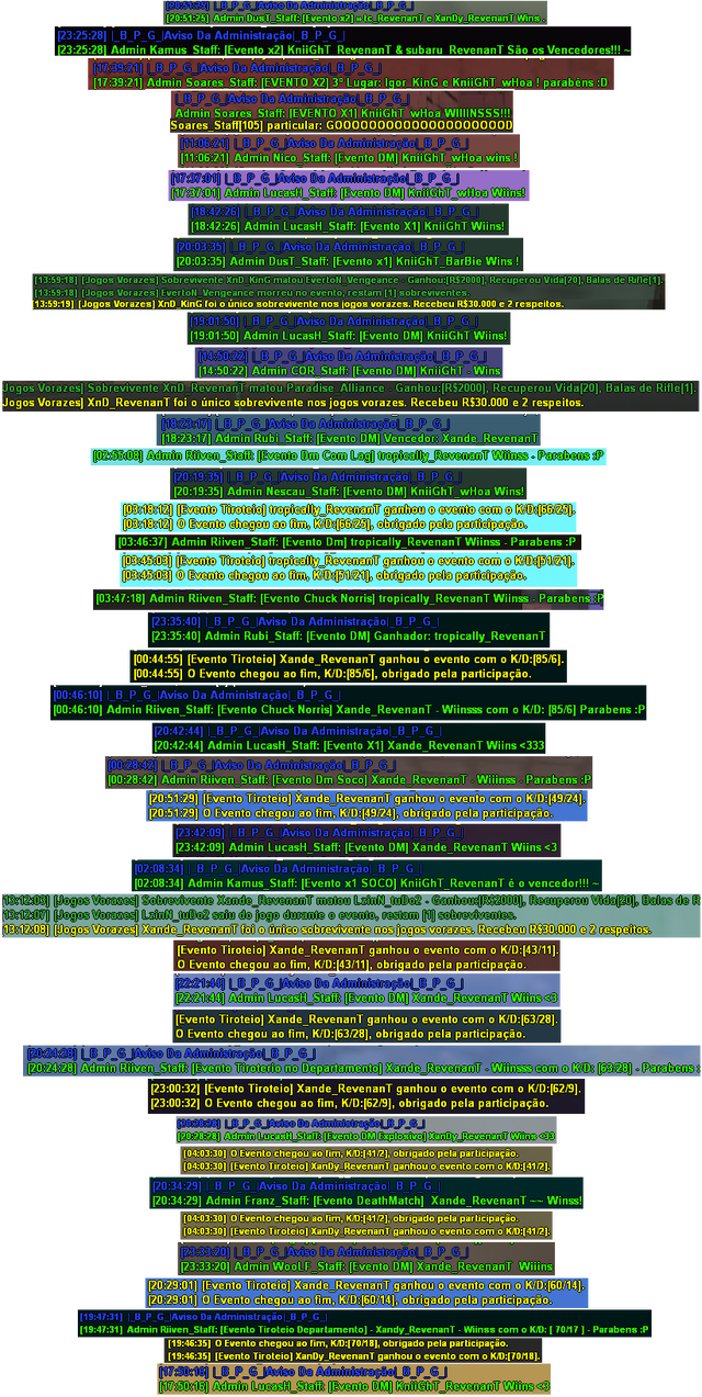[12/10/2020] [M. Yakuza] KniiGhT_RevenanT - OFENSA #238645 Ts