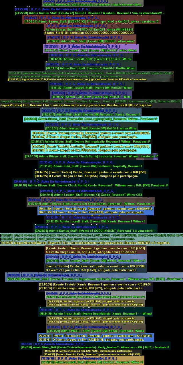[12/05/2020] Eis que o adm te puxa Ts