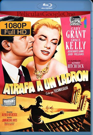 Atrapa a un ladrón (1955) HD [1080p] Latino [GoogleDrive] | Omar |