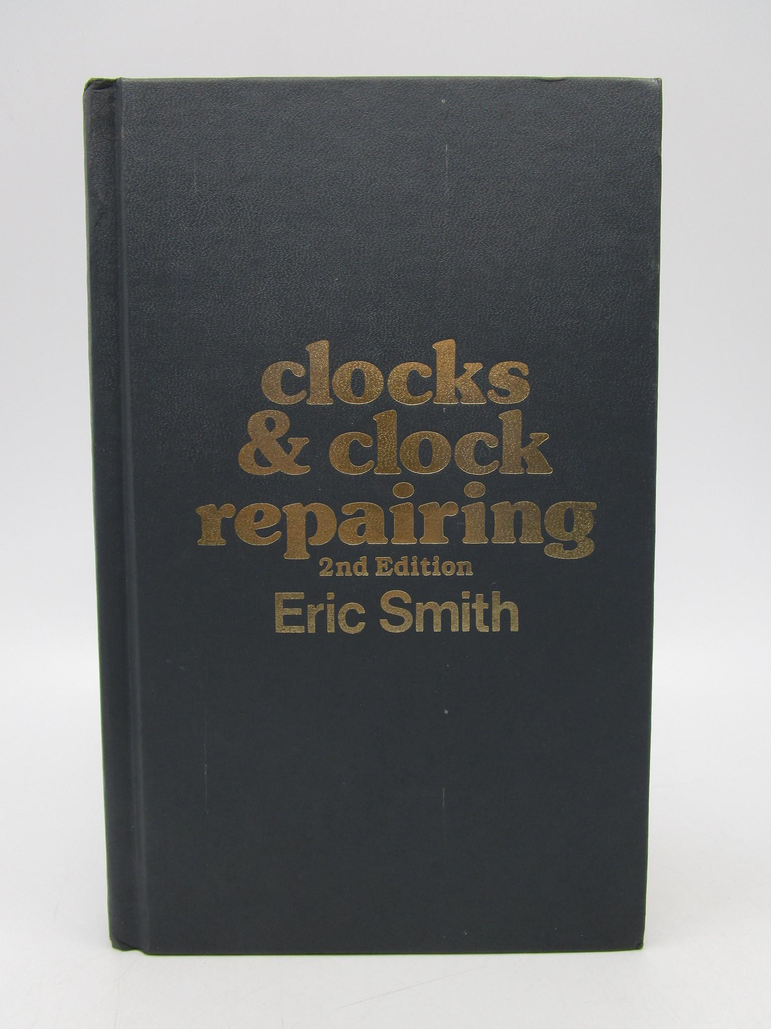 Image for Clocks and Clock Repairing