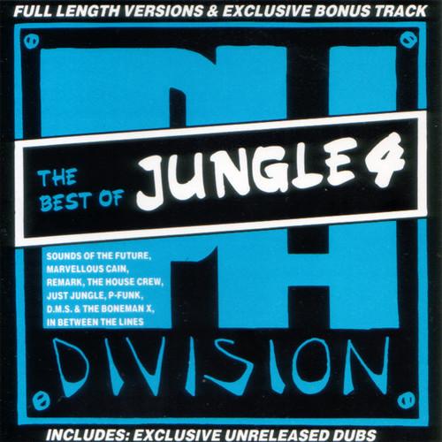 VA - PH Division - The Best Of Jungle 4 1995