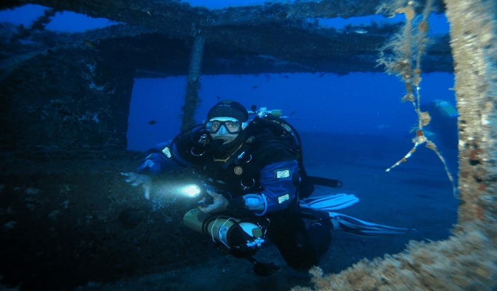 Sport Diving