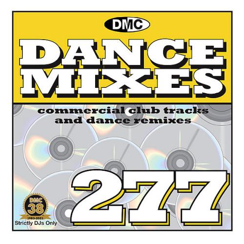 VA - DMC Dance Mixes Vol. 277 (2021)