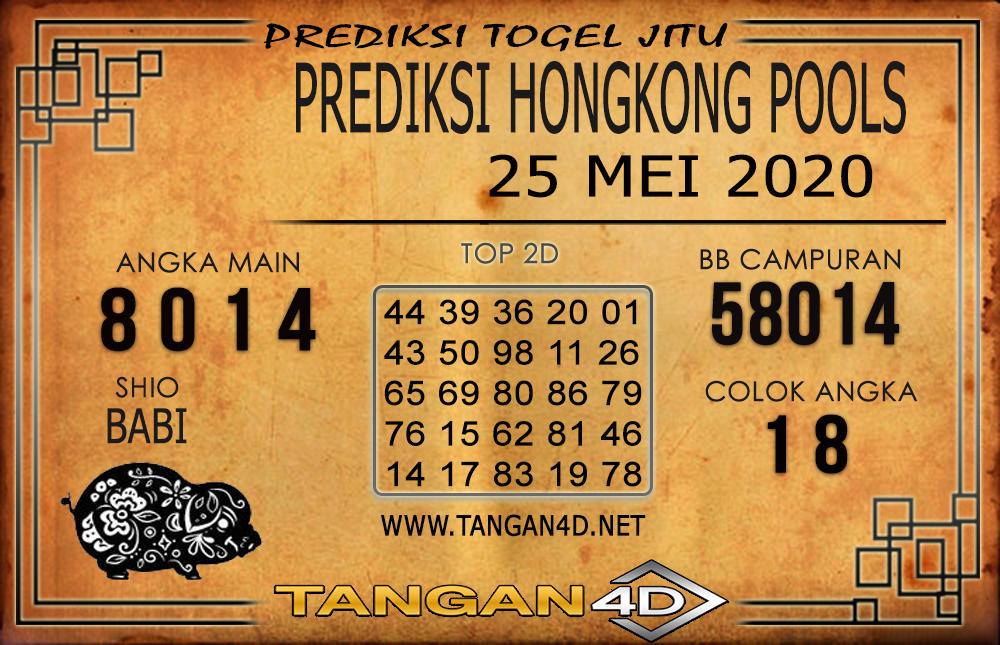 PREDIKSI TOGEL HONGKONG TANGAN4D 25 MEI 2020