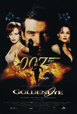 Agente 007 - 17 - GoldenEye (1995) UHD 2160p WEBrip SDR10 HEVC DTS ITA/ENG