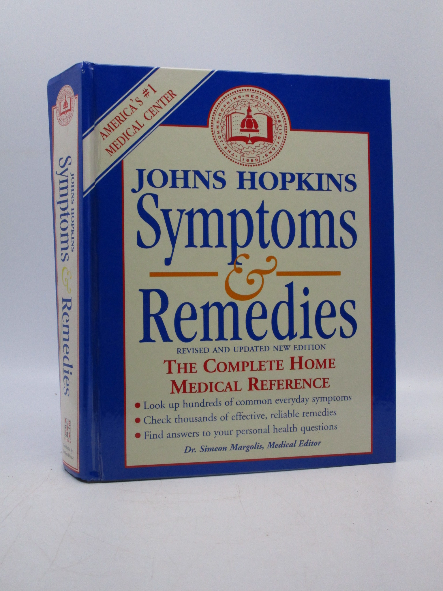 Image for Johns Hopkins Symptoms & Remedies: The Complete Home Medical Reference
