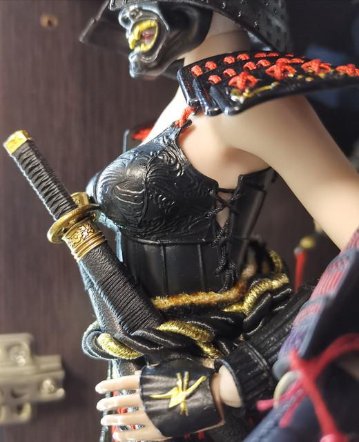 firegirl - NEW PRODUCT: Fire Girl Toys 1/6 FG-KSJ001/2 Female Ninjas / Kunoichi Kunoichi08a