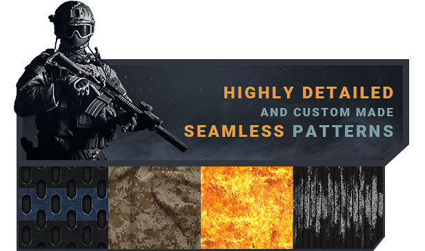 Modern Warfare Layer Styles - 1