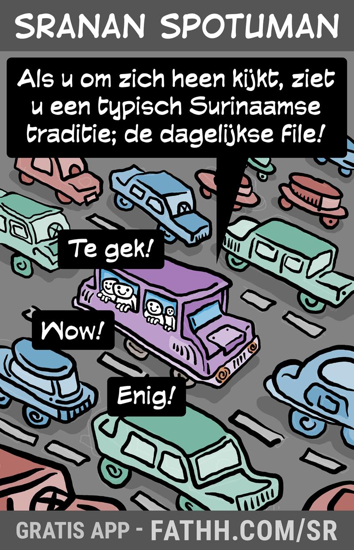 Sranan Spotuman : File