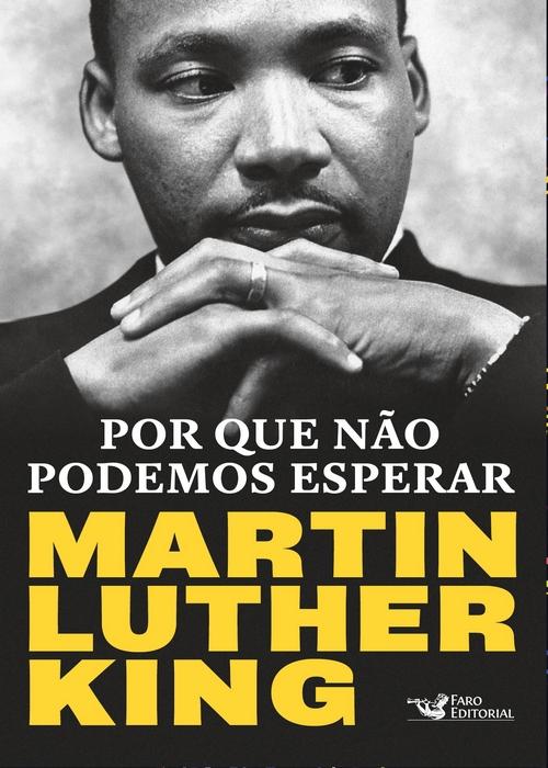 Faro Editorial lança clássico de Martin Luther King Jr.