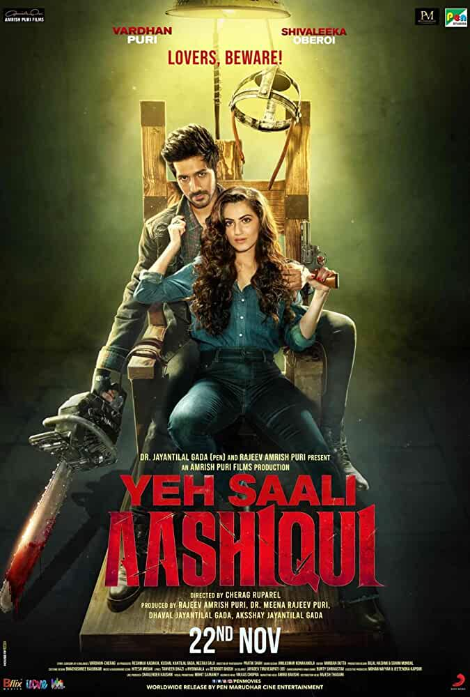 Yeh Saali Aashiqui 2019 WEB-DL Hindi 480p 450MB x264 AAC ESub