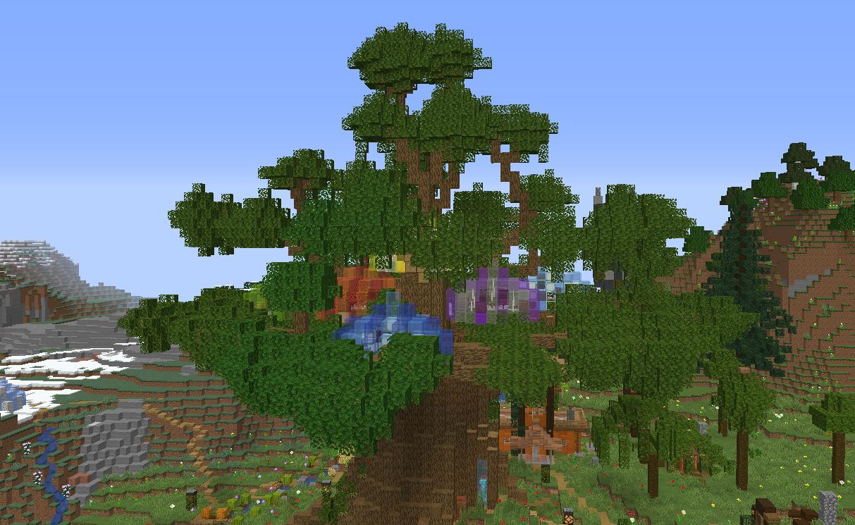 Denser tree ‒ Start