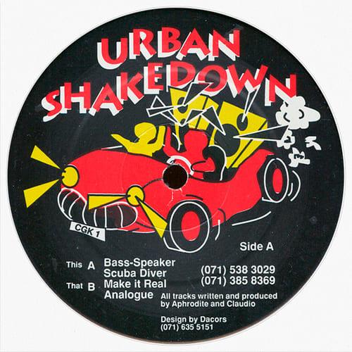 Download Urban Shakedown - Bass Speaker mp3