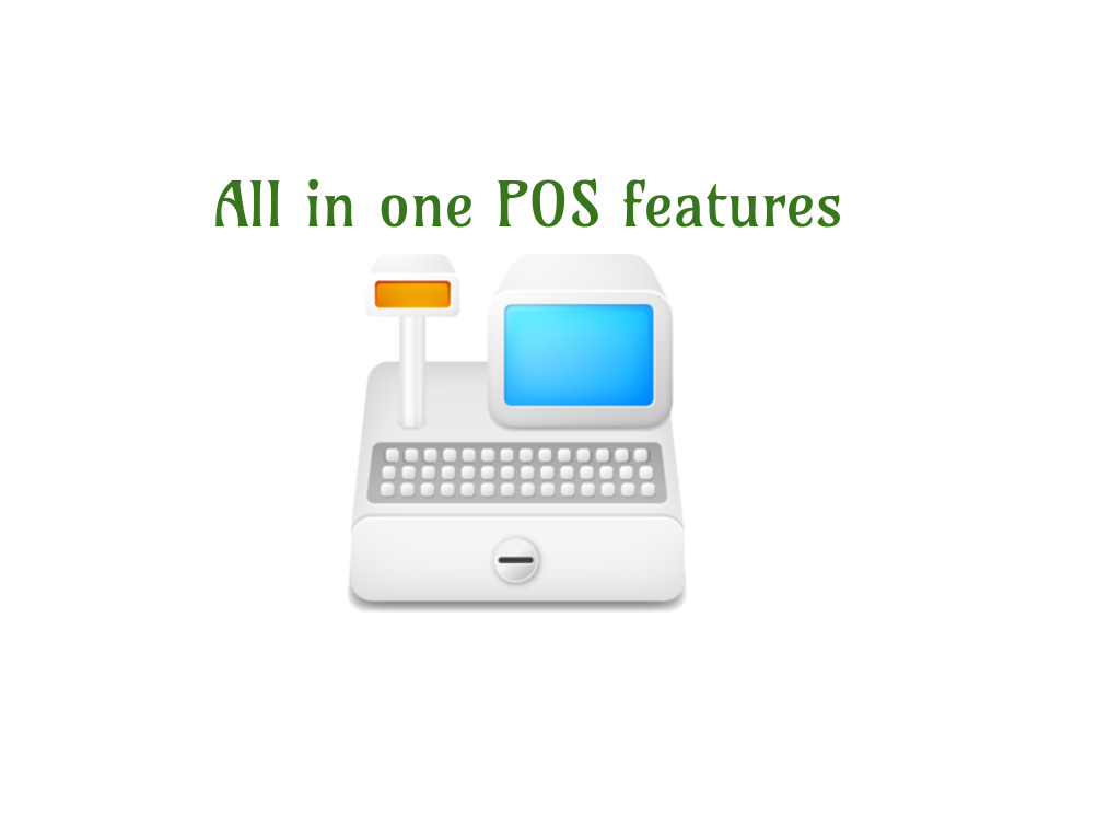 Learn Odoo Point of Sales All in One features that every POS machine needs