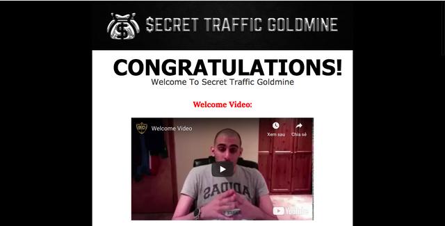 Secret Traffic Goldmine